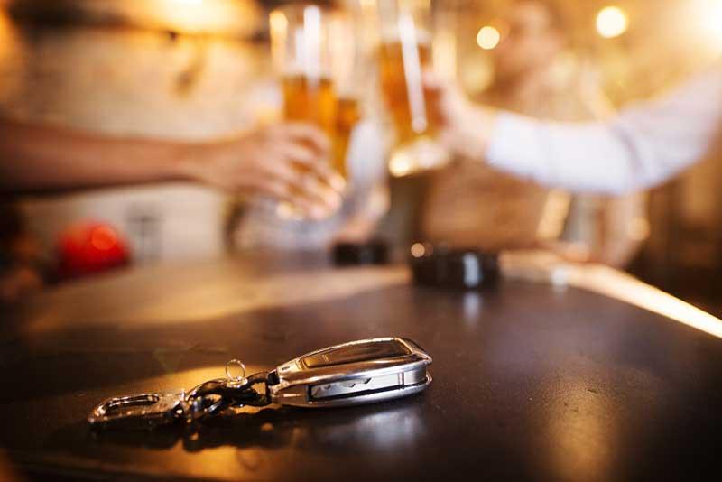 בדיקת דם לאיתור נהג שיכור